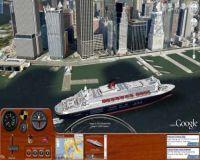 Fantasztikus és ingyenes Google Earth-játék: a Ship