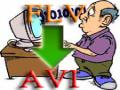 FLV fájlok konvertálása AVI-ba