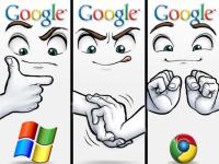 A Google frissítéseket végez a Chrome böngészőn.