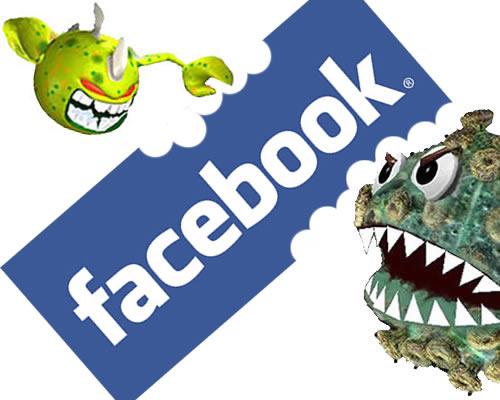 A vírusok legnépszerübb célpontja lesz a Facebook