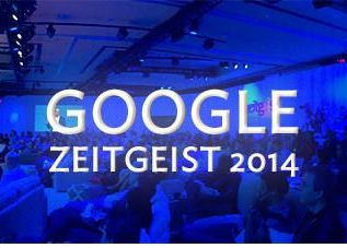 A Google legtöbbet keresett kulcsszavai 2014-ben