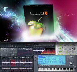 FL Studio - Belső vezérlők