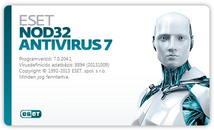 Nod 32 Antivirus 7