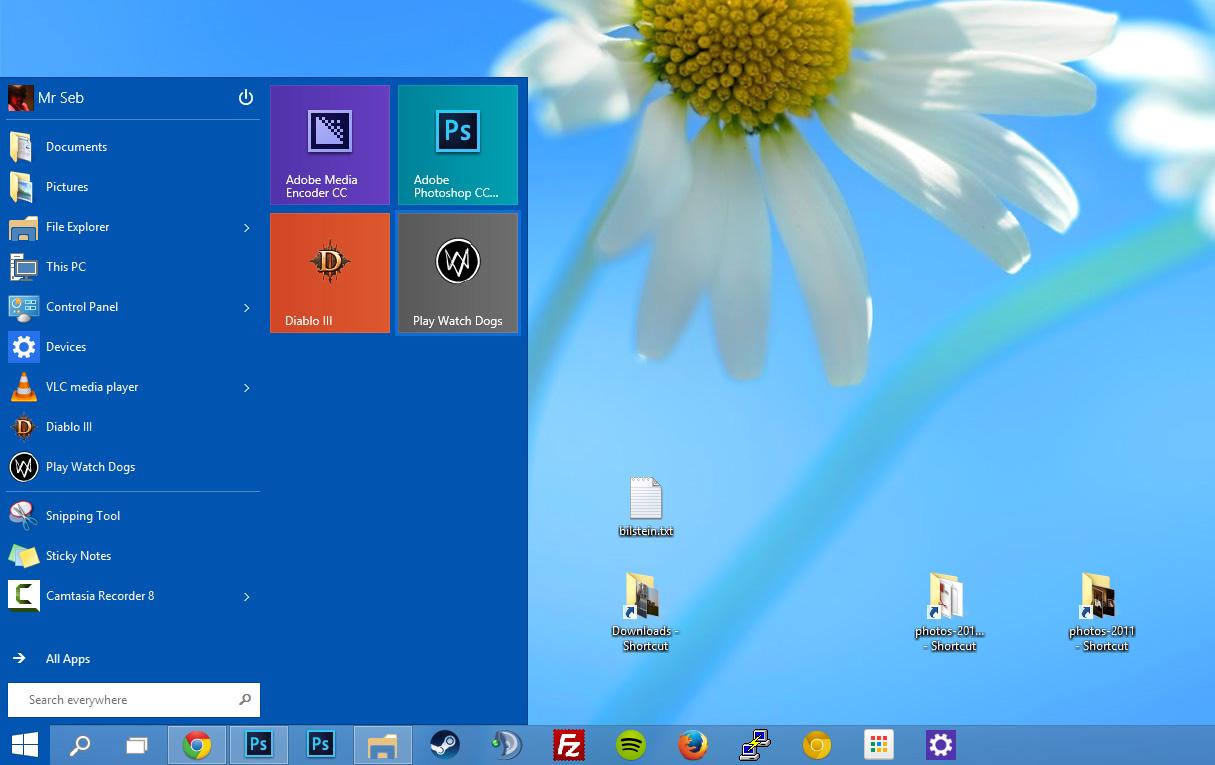 Windows 10 - lehet tesztelni a bétát
